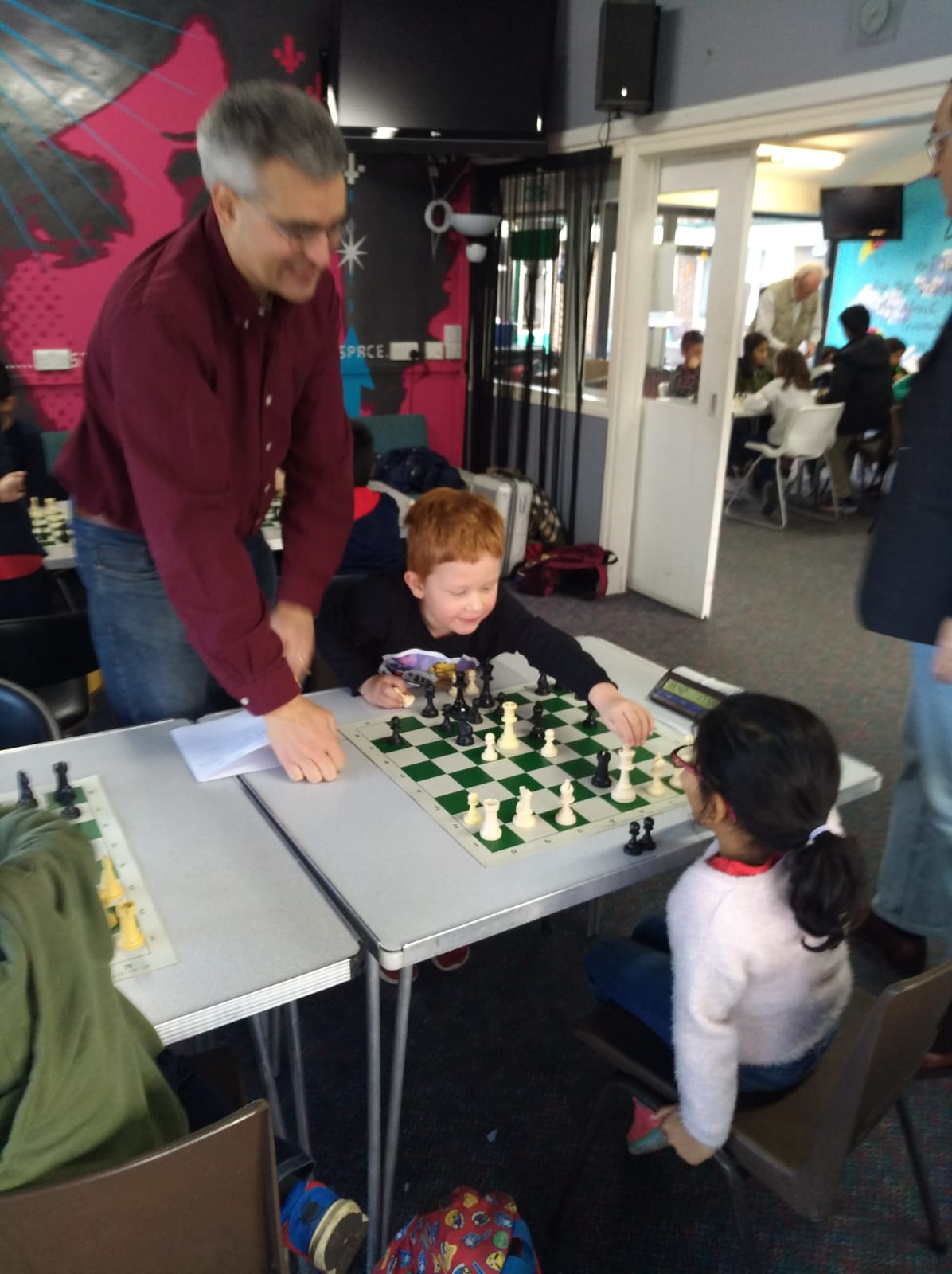 Manchester Chess Club for Kids